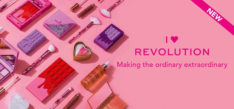 Nouvelle marque I Heart Revolution