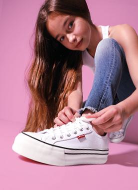 Sneakers Mädchen