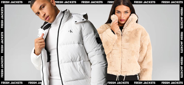 Winterjacken und jacken kaufen