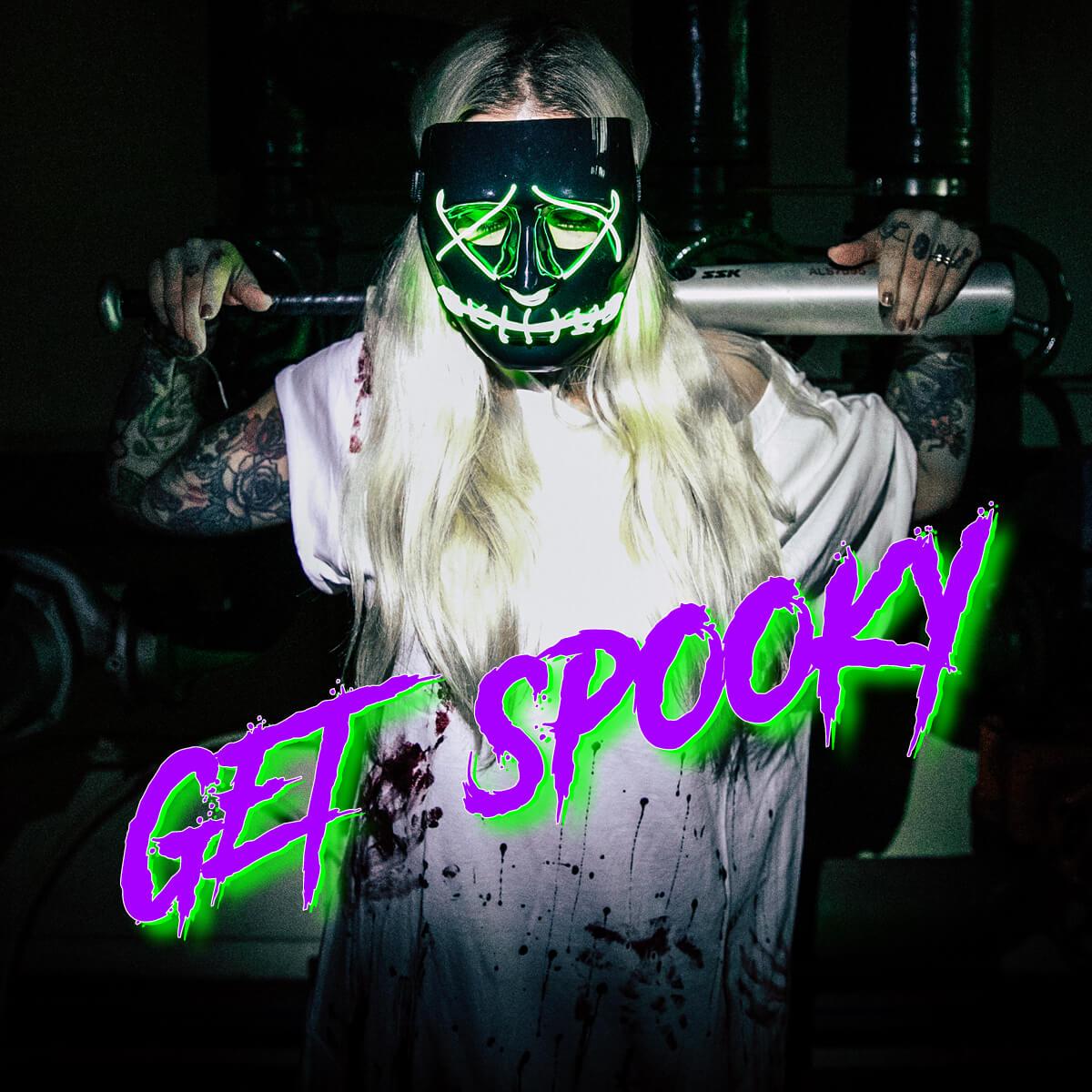 Halloween Masken Linsen Kostüme