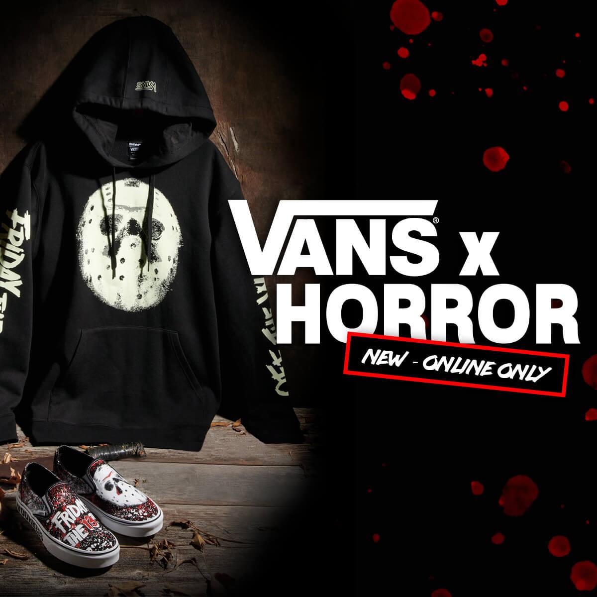 Acheter Nouvelle collection Vans x Horror