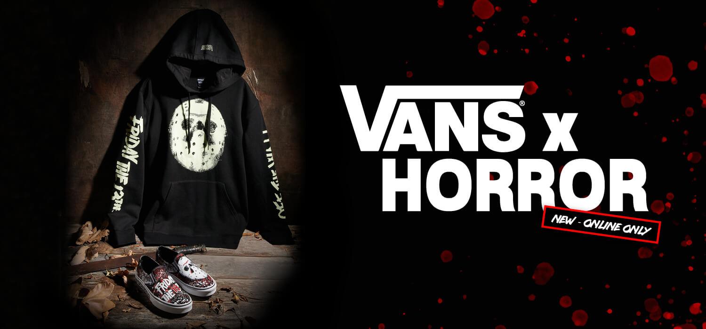 Neue Kollektion Vans x Horror kaufen