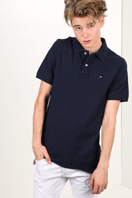Tommy Hilfiger - Poloshirt - Navy Blue