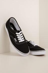 Vans - Sneaker low - Black + White