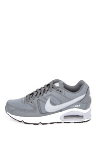 Nike - Air Max Command Sneaker low - Grey + White