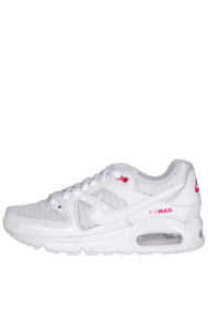 Nike - Air Max Command sneakers basses - White + Pink