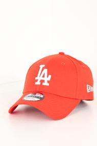 New Era - 9Forty Cap / Strapback - Orange + White