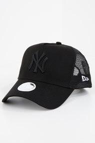 New Era - Trucker Cap / Snapback - Black
