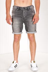 Jack & Jones - Short en jean - Grey Used