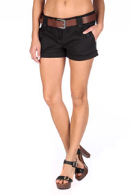 Ruby Tuesday - Shorts - Black
