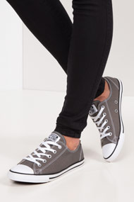 Converse - Chuck Taylor Sneaker low - Charcoal