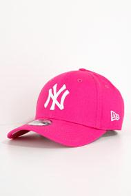 New Era - 9Forty Cap / Strapback - Pink + White
