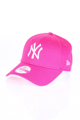 New Era - 9Forty Cap / Strapback - Pink + White