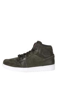 Jordan - Air Jordan 1 Sneaker mid - Dark Green
