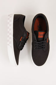 Vans - Atwood Sneaker low - Black + Grey