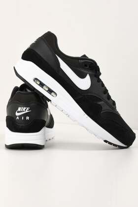 outlet store 81949 212de Nike - Air Max 1 sneakers - Black. - Homme -