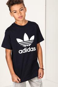 Adidas Originals - T-Shirt - Dark Navy Blue + White