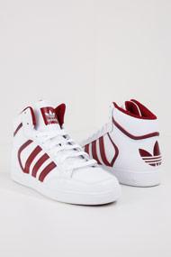 adidas Originals - Varial Mid Sneaker - White + Bordeaux