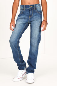 Levi's - Slim Fit Jeans - Medium Blue