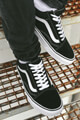 Vans - Old Skool Sneaker - Black