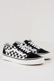 Vans - Old Skool Sneaker low - Black + Offwhite