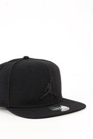 Jordan - Snapback Cap - Black