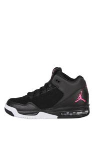 Jordan - Flight Origin Basketballschuhe - Black + Pink