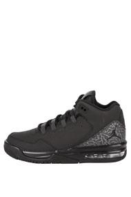 Jordan - Flight Origin Basketballschuhe - Black + Grey