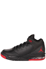 Jordan - Flight Origin Basketballschuhe - Black + Red