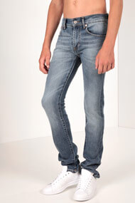 Levi's - Skinny Jeans - Light Blue