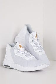 Jordan - Academy Basketballschuhe - White