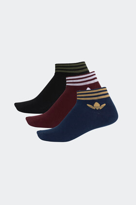 Picture of Trefoil Ankle Stripes 3 PP