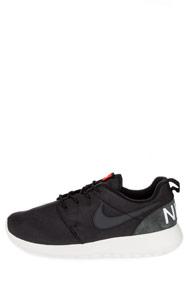 Nike - Roshe One Laufschuhe - Black + Anthracite + White