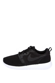 Nike - Roshe One Laufschuhe - Black + White