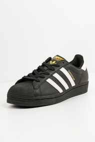 adidas Originals - Superstar sneakers basses - Black + White