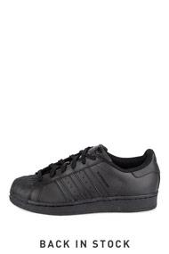 adidas Originals - Superstar Sneaker low - Black