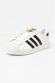 Adidas Originals - Superstar Sneaker low - White + Black