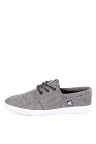 DC - Haven sneakers basses - Heather Grey