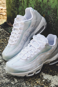 Nike - Air Max 95 Sneaker low - White