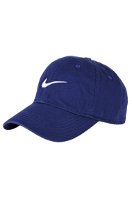 Nike - Casquette strapback - Royal Blue + White