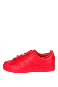 Adidas Originals - Superstar sneakers basses EU36-44 2/3 - Red