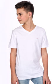 Tommy Hilfiger - T-Shirt - White