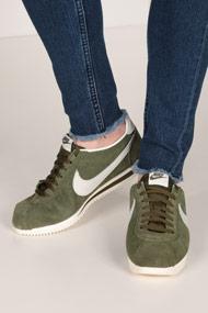 Nike - Classic Cortez Sneaker low - Olive Green