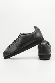 Nike - Classic Cortez sneakers basses - Black