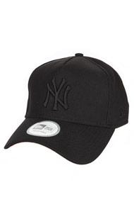 New Era - Adjustable Cap / Snapback - Black