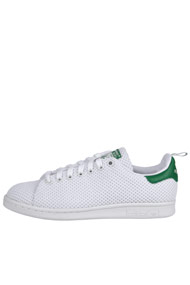 adidas Originals - Stan Smith sneakers basses - White + Green