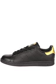 Adidas Originals - Stan Smith sneakers basses - Black + Gold