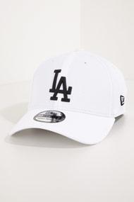 New Era - 39Thirty Cap - White + Black