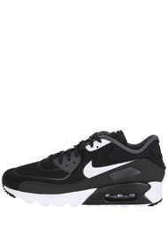 Nike - Air Max 90 sneakers basses - Black + White + Anthracite