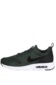Nike - Air Max Tavas sneakers basses - Dark Green + Black
